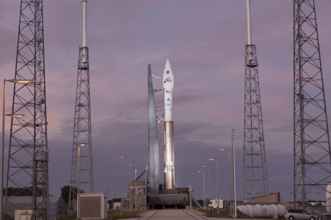 MAVEN Ready for Launch Image Credit: NASA/Jim Grossman