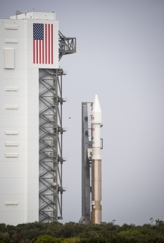 Mars-Bound MAVEN at the Launch Pad Credit: NASA/Bill Ingalls