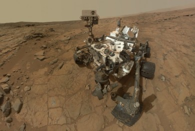 New Algorithm Will Help Curiosity Rover Analyze Mars Soil Image Credit: NASA/JPL-Caltech/MSSS