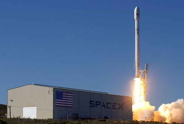 A September test launch of SpaceX's Falcon 9 rocket. Credit: SpaceX