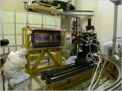 GAIA FOCAL PLANE ASSEMBLY (ENGINEERING MODEL)