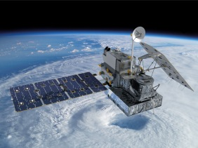 Global Precipitation Measurement (GPM) Core Observatory satellite.