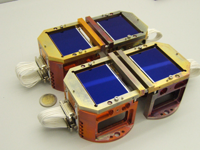GAIA ASTROMETRIC FIELD CCDS