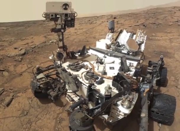What Curiosity is Discovering on the Road to Mt. Sharp